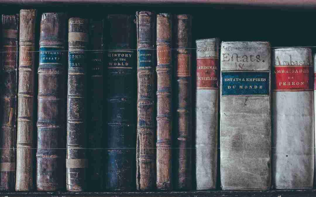 Parcours de lecture du site conseillé par Théophile l'Ancien
