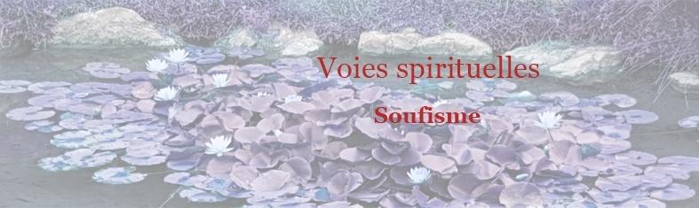 Voies spirituelles Soufisme