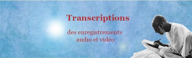 page Transcriptions
