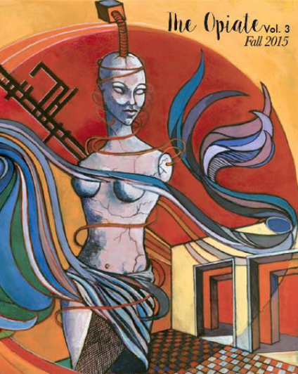 Issue 3, Fall 2015. Cover art by Gennaro Rivieccio.