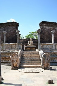 Ancient Ruins at Polonnaruwa. Photo: Pixababy