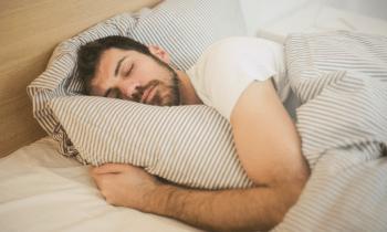 Man Not Sleeping on Floor For First Memorial Day Weekend in 5 Years