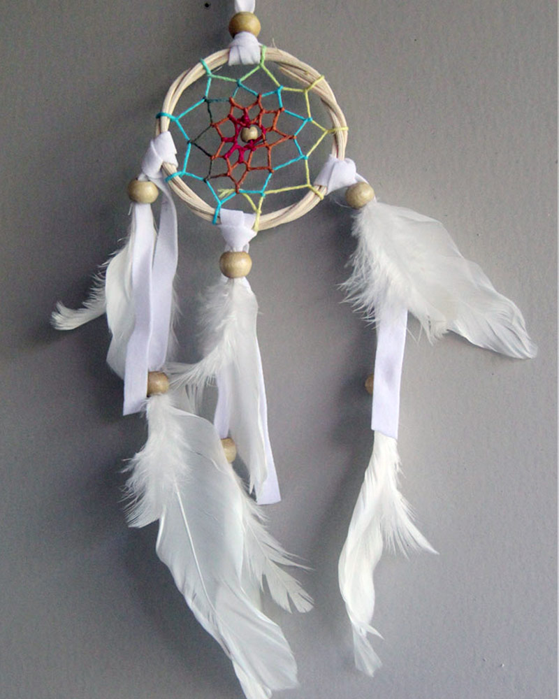 Dream Catcher: Single Hoop