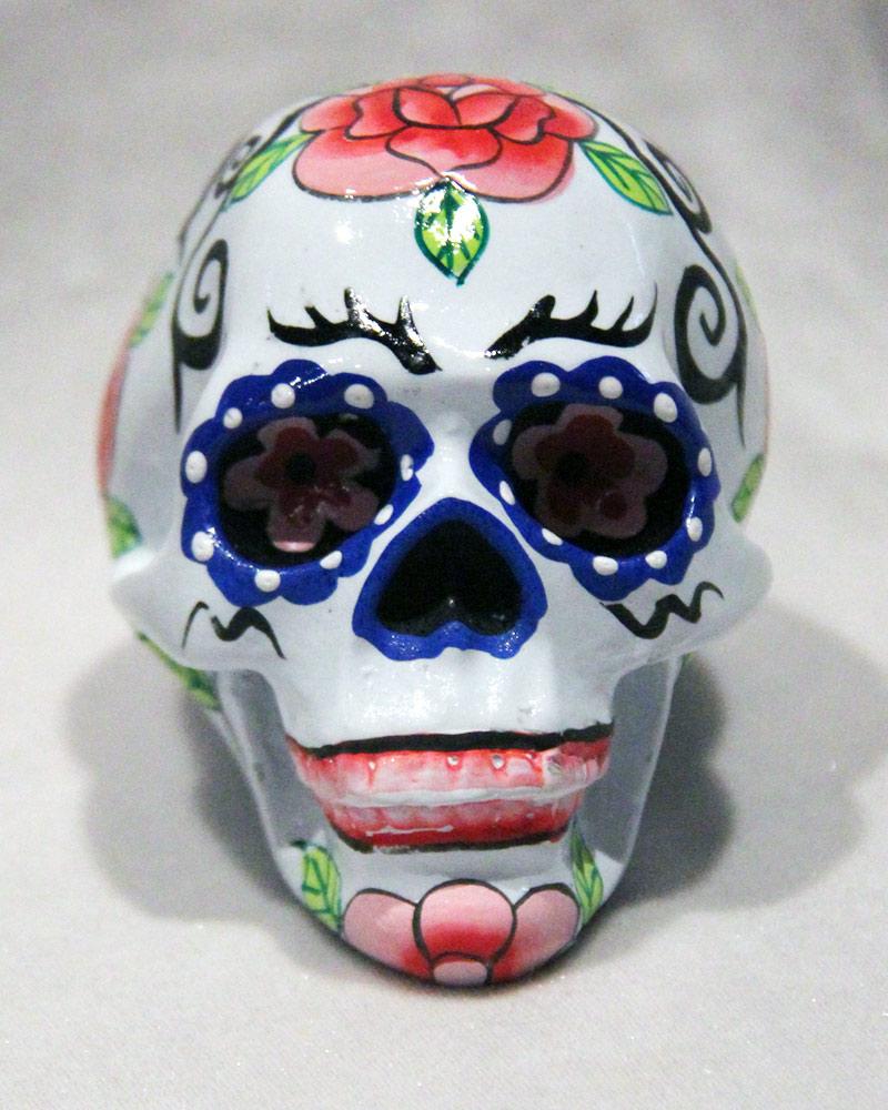 Sugar Skull: White
