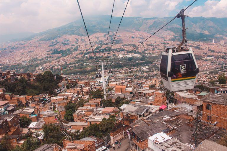 Medellin | reisroute in Colombia | The Orange Backpack