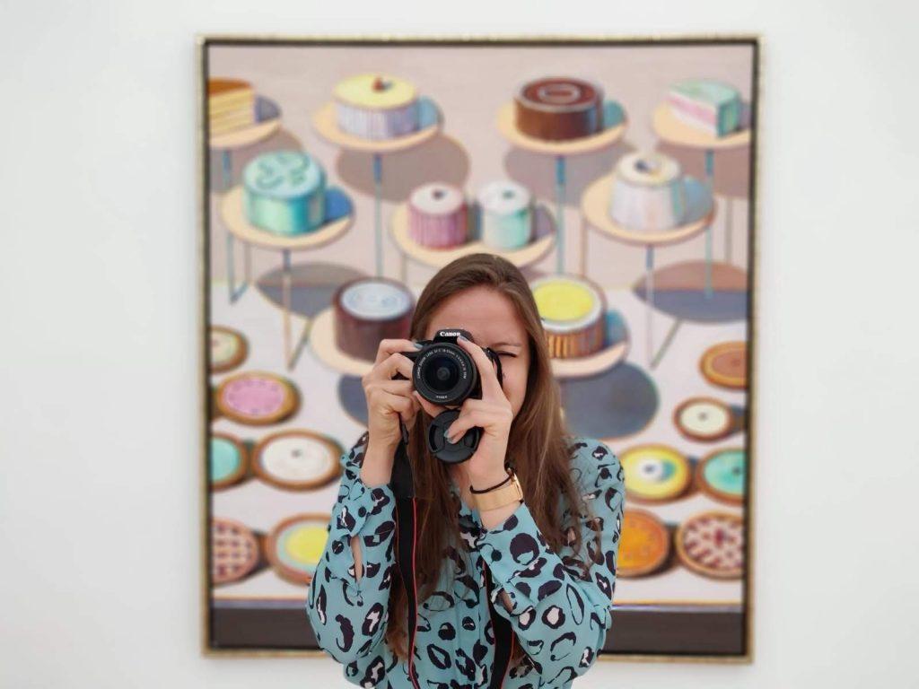 Voorlinden | Moderne kunst museum | The Orange Backpack