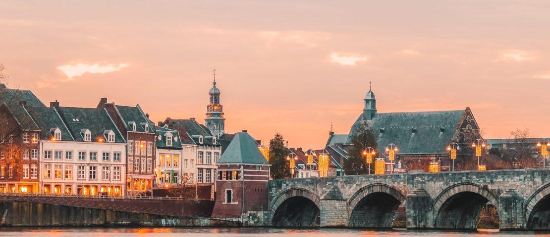 Maastricht | The Orange Backpack