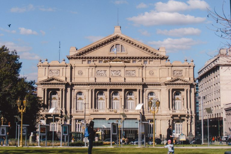 Buenos Aires | Teatro Colon | Argentina | Chile | The Orange Backpack