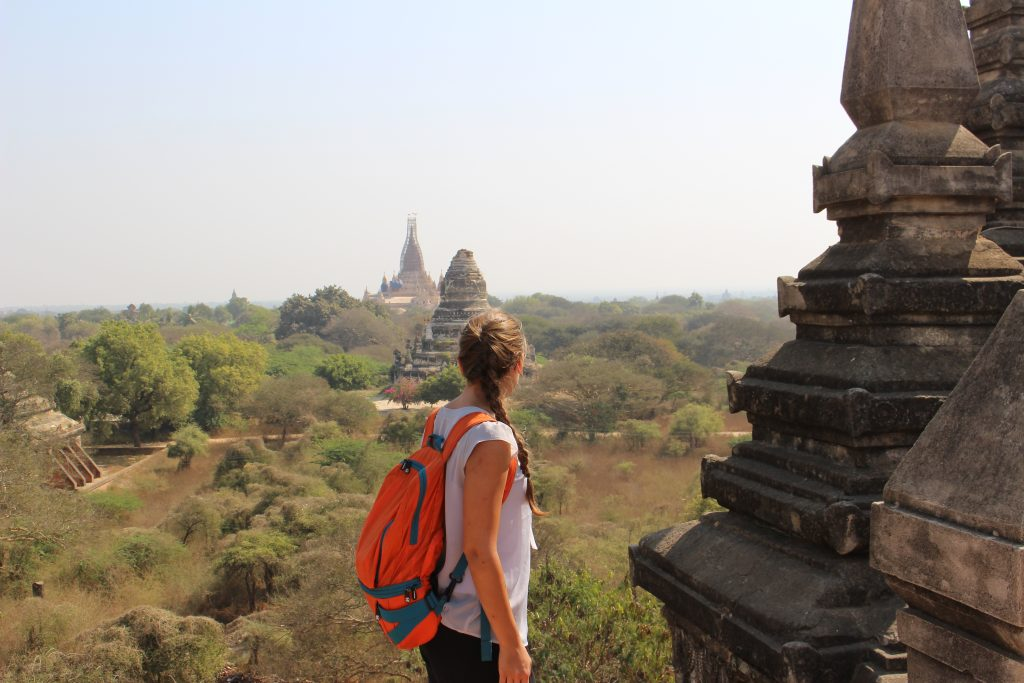 Bagan | Myanmar | The Orange Backpack