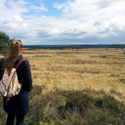 Veluwe | The Orange Backpack