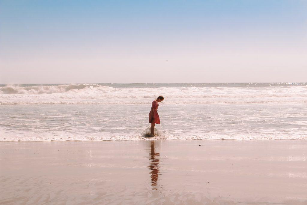 Skeleton Coast | The Orange Backpack