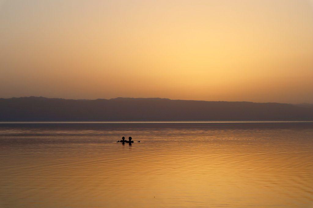 Dode Zee | Wadi Mujib | Jordan | Jordanië | The Orange Backpack