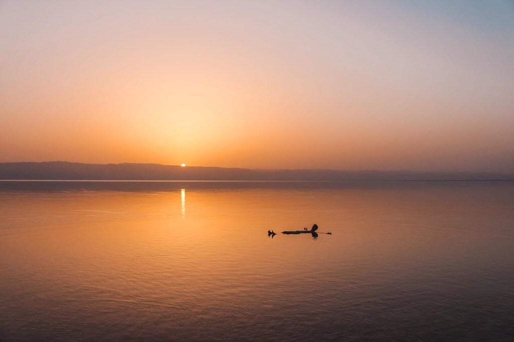 Dode Zee Jordanië | The Orange Backpack