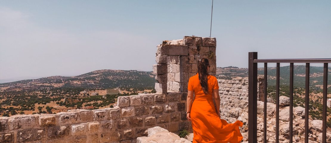 Jordan Pass | castle Ajlun Jordan | rondreis Jordanië