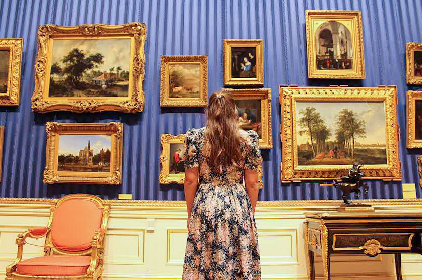 Musea in Londen | London | The Wallace Collection | The Orange Backpack