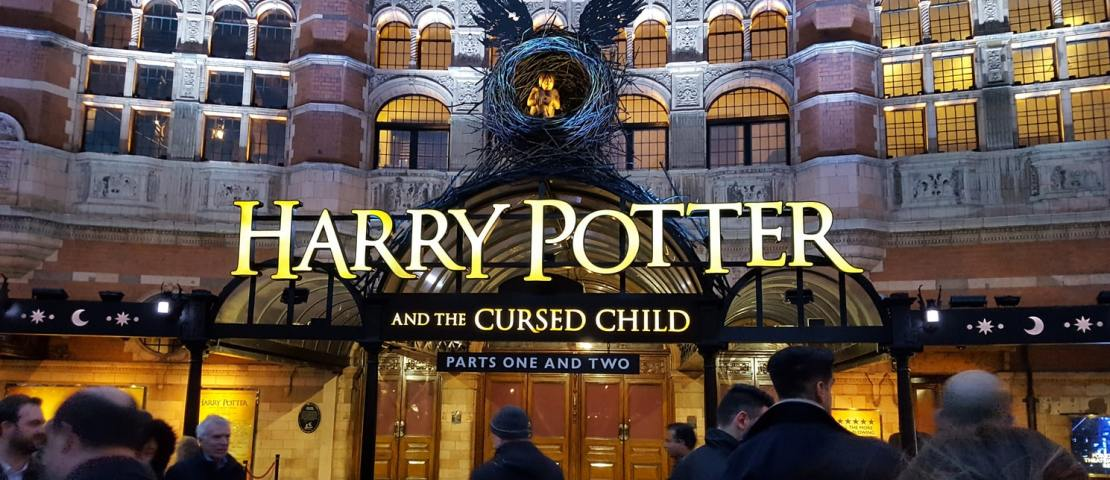 Create the ultimate London Harry Potter tour