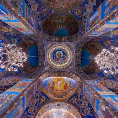 Sint-Petersburg | Rusland | Russia | The Orange Backpack