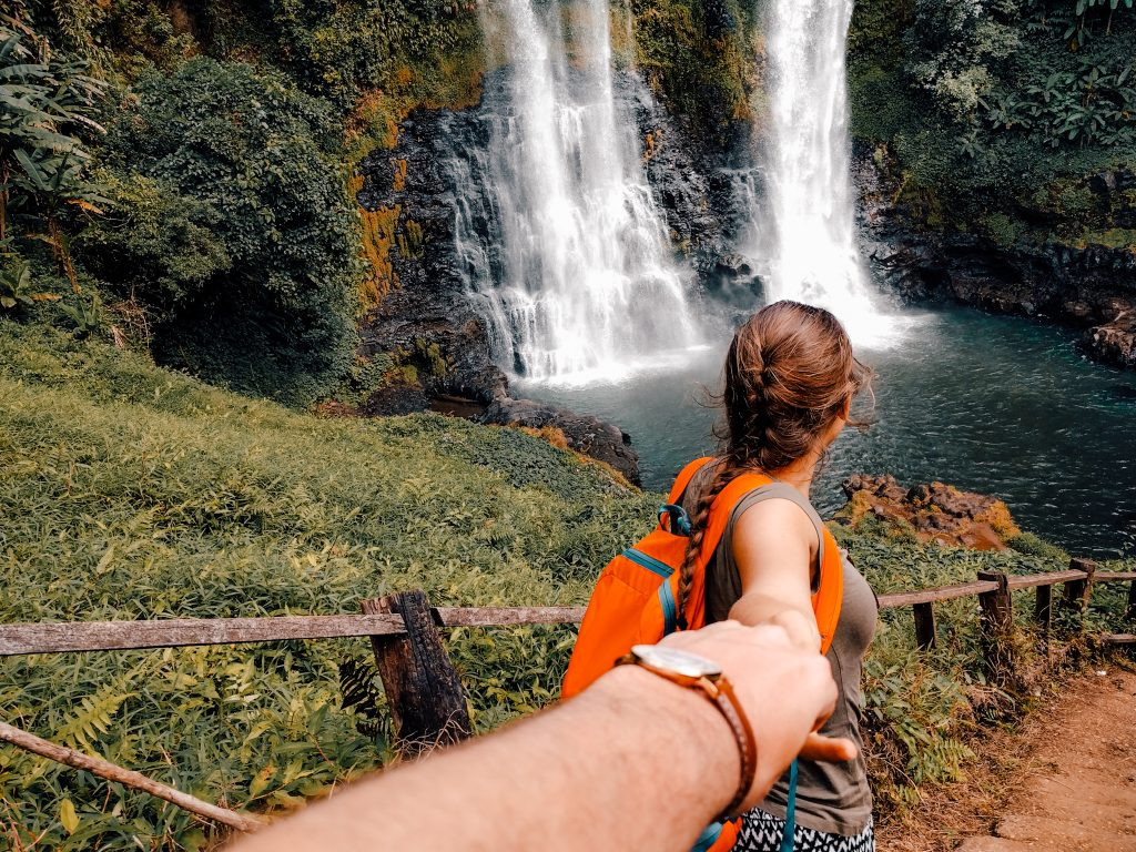 Laos   Reisroute   Travel itinerary   The Orange Backpack