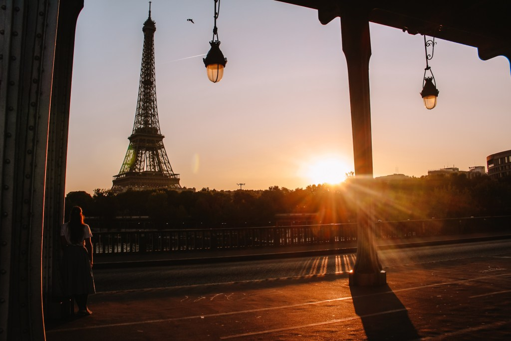 Eiffeltoren | Eiffel Tower | Parijs | Paris | The Orange Backpack