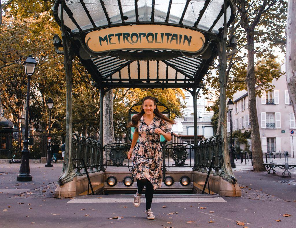 Parijs | Paris | The Orange Backpack