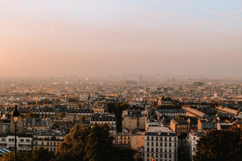 Montmartre   Parijs   Paris   The Orange Backpack
