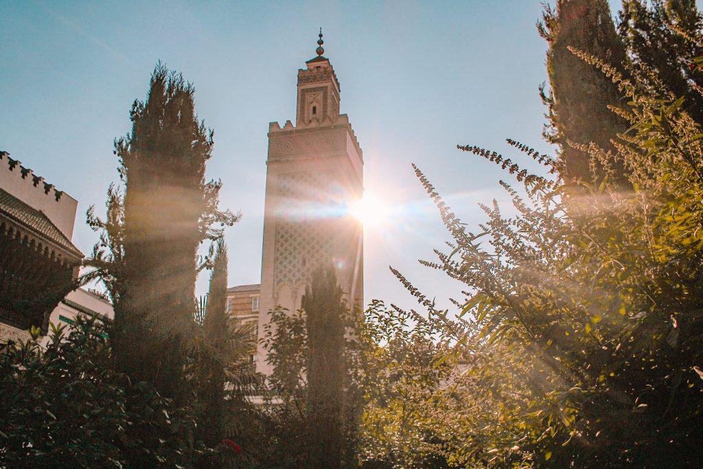 Moskee | Mosque | Parijs | Paris | The Orange Backpack