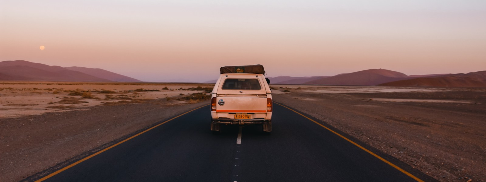 Namibia road trip: 6 most scenic roads in Namibia