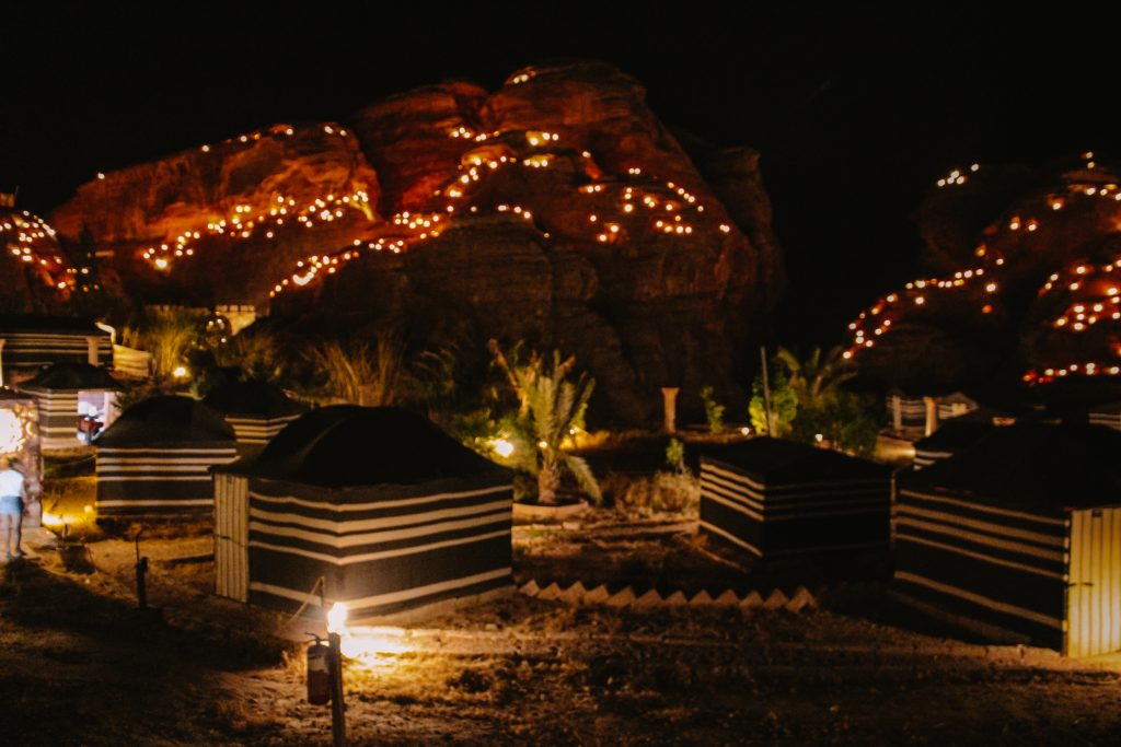 Seven Wonders Bedouin Camp | Petra | Jordan | Jordanië | The Orange Backpack