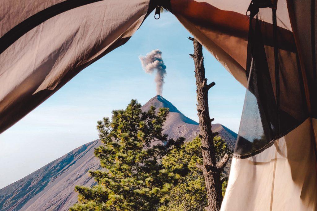Acatenango Fuego Vulcano | Old Town Outfitters | Guatemala