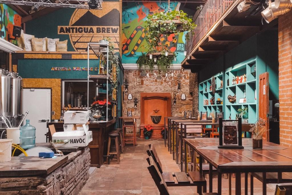 Antigua | Guatemala | The Orange Backpack