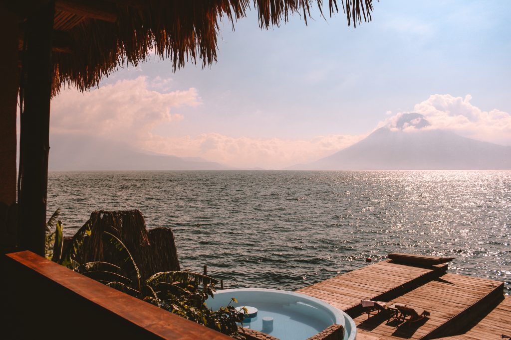 Laguna Lodge Lago Atitlan TheOrangeBackpack