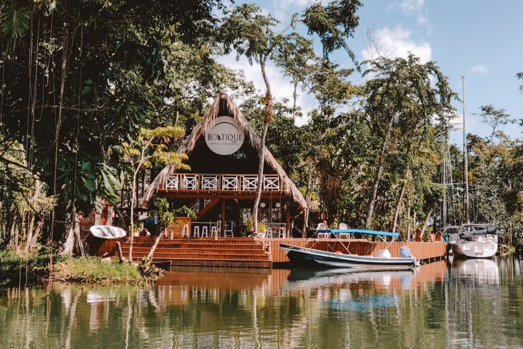 Boatique Hotel and Marina | Rio Dulce | Guatemala
