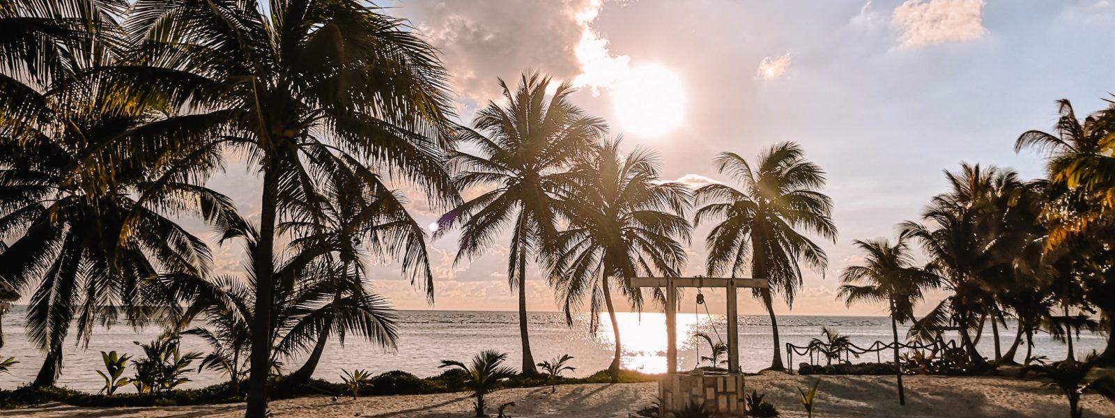 Het bounty beach alternatief voor Mahahual: Cabanas Ecoturisticas Costa Maya