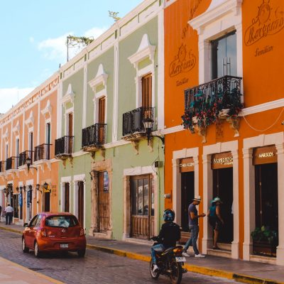 Campeche | Yucutan Mexico | The Orange Backpack