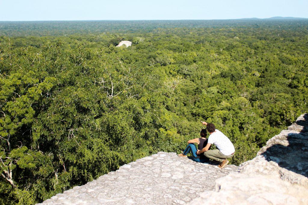 Maya site Coba | Aldea Coba | Mexico