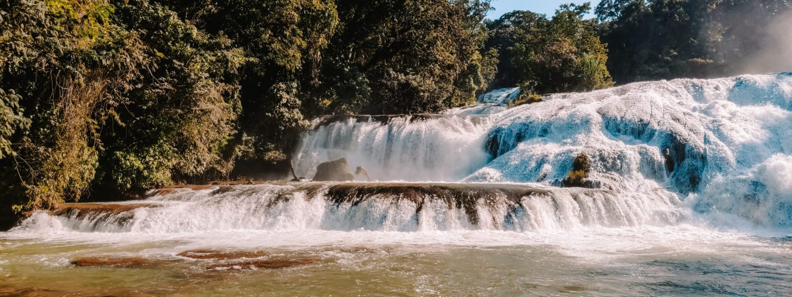 A guide to the Palenque waterfalls and Mayan ruins