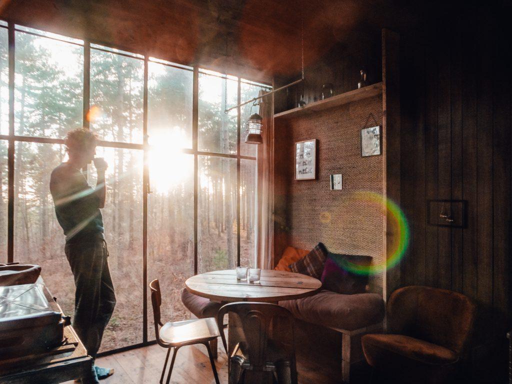 Cozy Cabin | Tree House Warredal Belgium