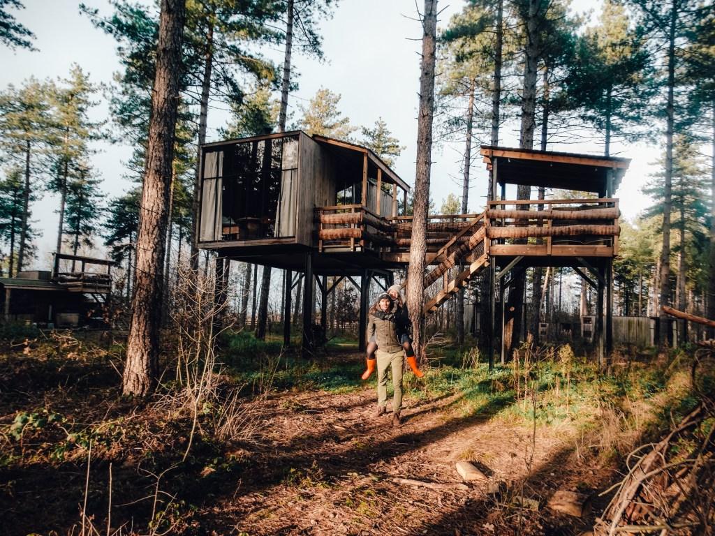 Cosy Cabin | Tree House | Warredal | Belgium