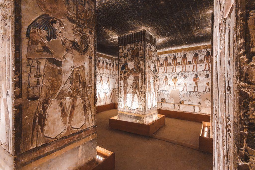 Luxor | Vallei der Koningen | Valley of the Kings | Egypt | Egypte | The Orange Backpack