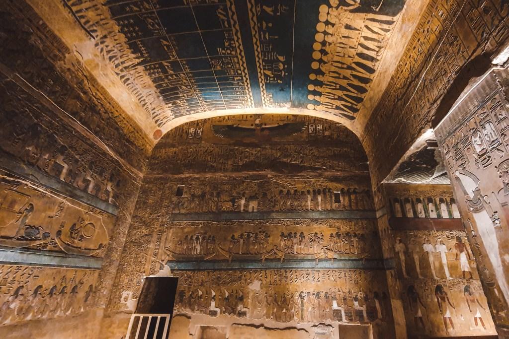 Luxor   Vallei der Koningen   Valley of the Kings   Egypt   Egypte   The Orange Backpack