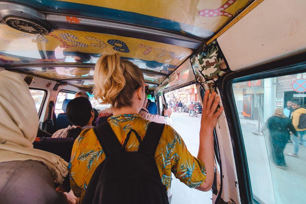 Transport | Egypte | Egypt | The Orange Backpack
