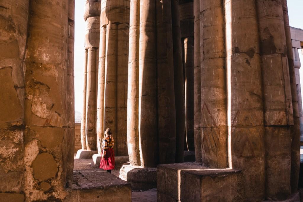 Luxor Temple | Egypt | Egypte | The Orange Backpack