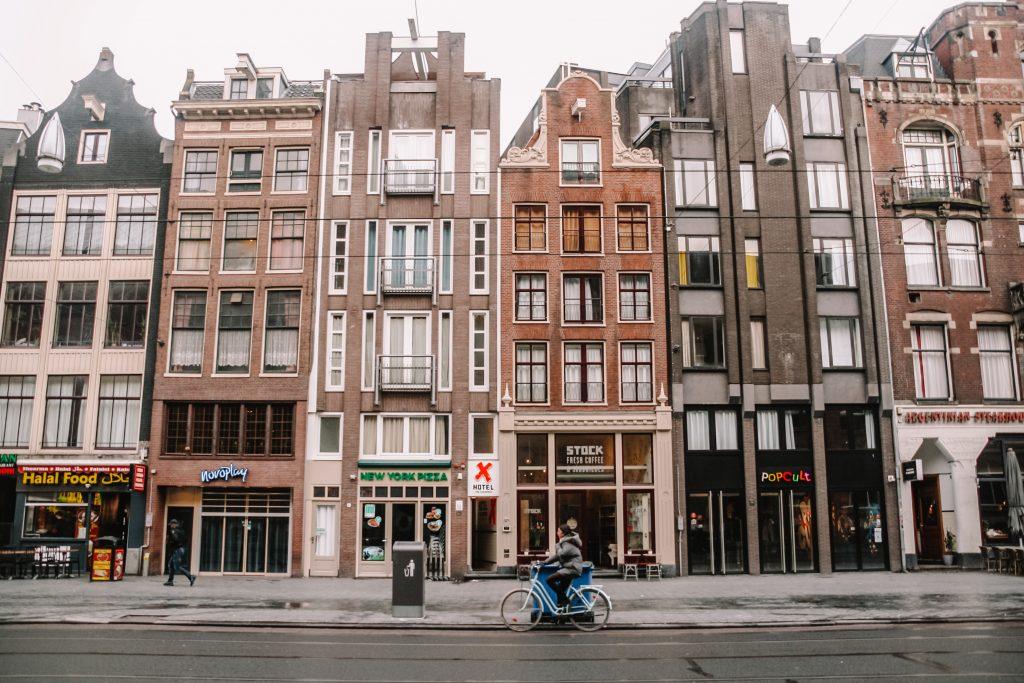 Hotel The Exchange | Amsterdam | Uniek overnachten | Unieke hotels | De oranje rugzak