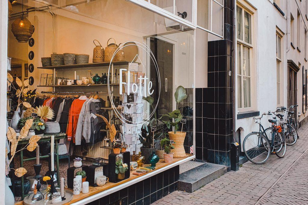 Flotte Conceptstore | Hotspots in the Hanseatic city of Deventer | The Orange Backpack