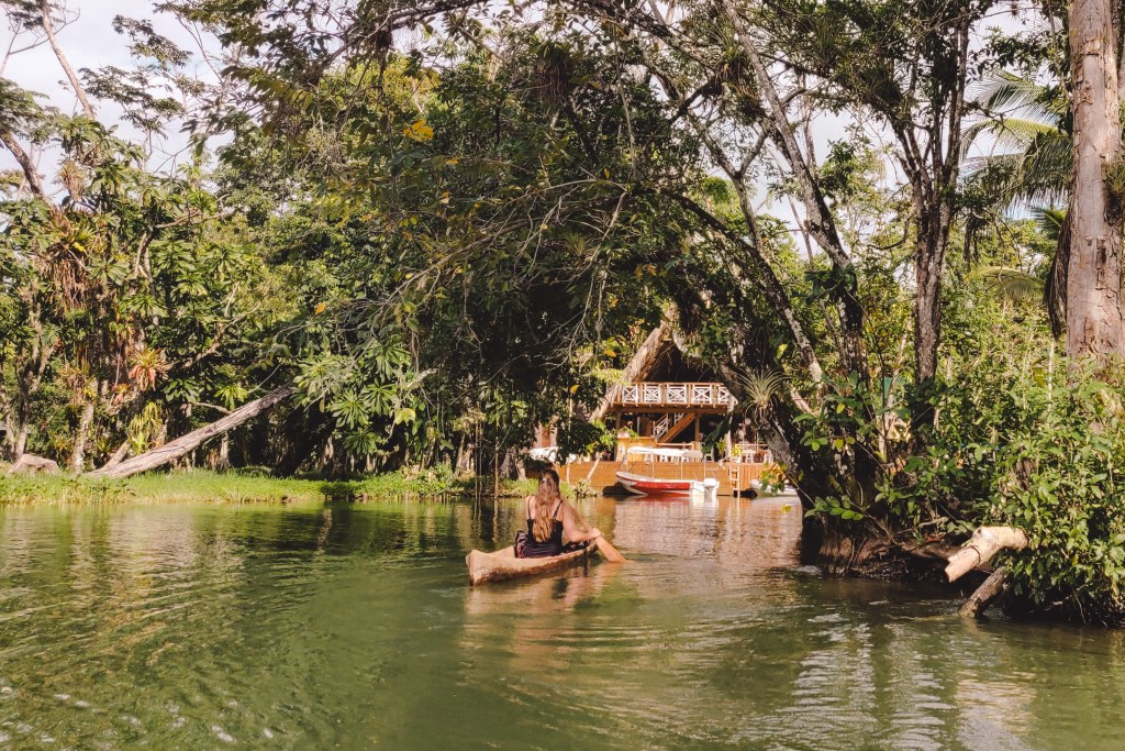 Rio Dulce Guatemala | The Orange Backpack