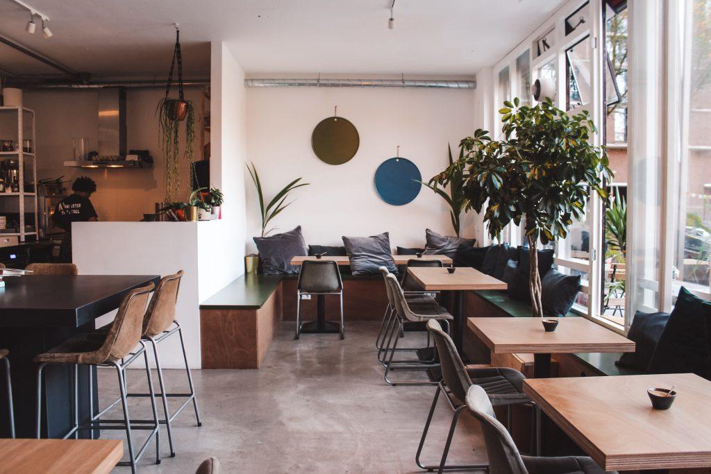 Harvest Coffee Brewers | Coffee | Breakfast in Rotterdam | The Orange Backpack