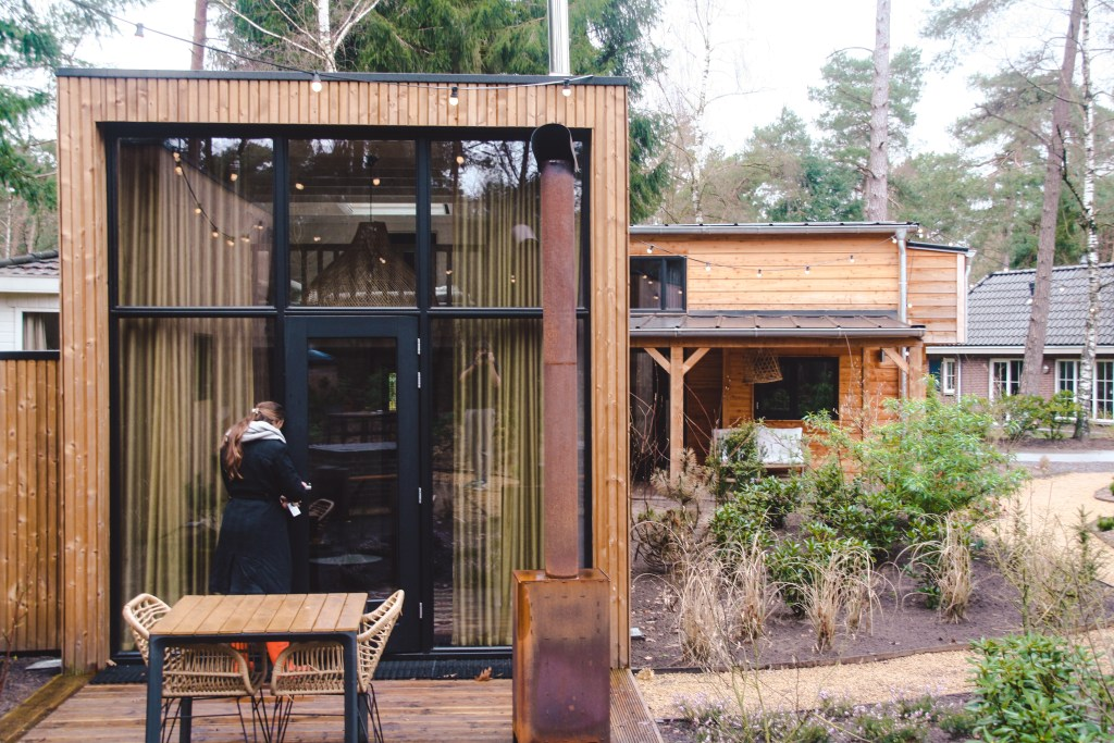 Tiny House Droomparken Veluwe | De Kleine Beer Veluwe | Staycation | The Orange Backpack