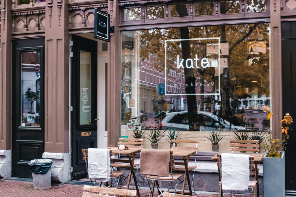 Kate | Breakfast in Rotterdam | Breakfast in Rotterdam | The Orange Backpack