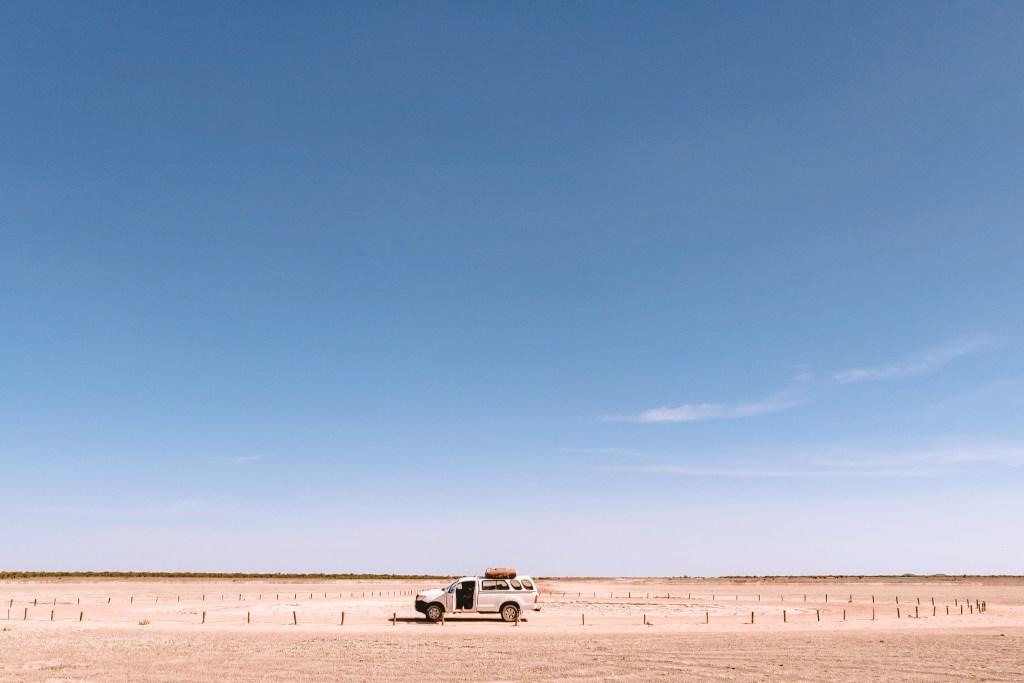 Etosha in Namibië | Namibia safari | The Orange Backpack
