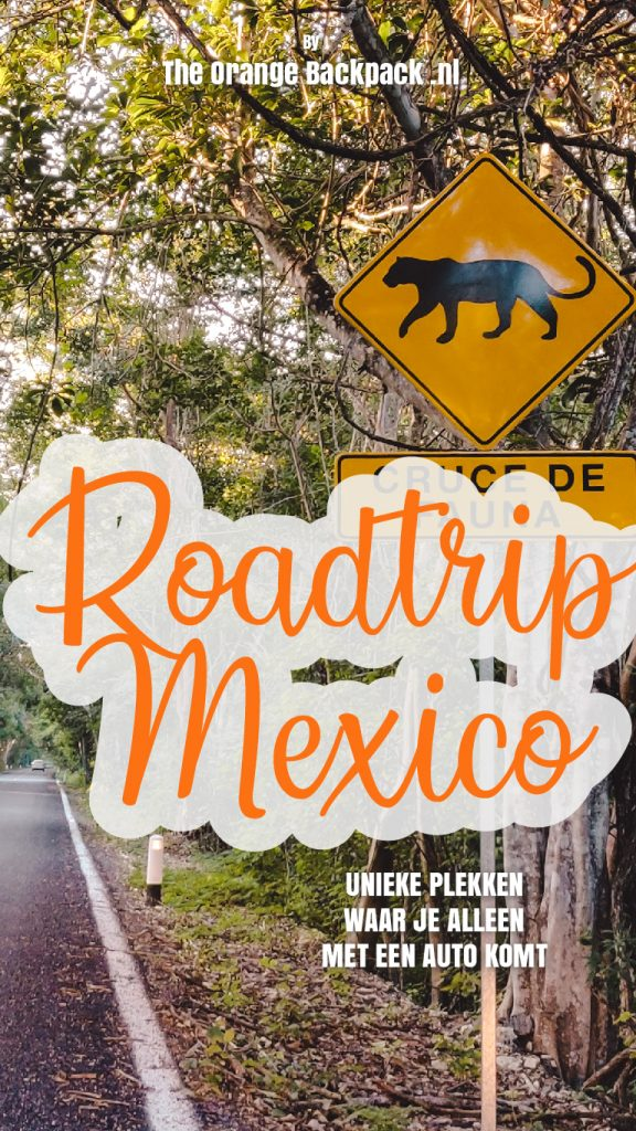 Roadtrip Yucatan Mexico by The Orange Backpack